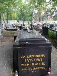 Nagrobki Katowice