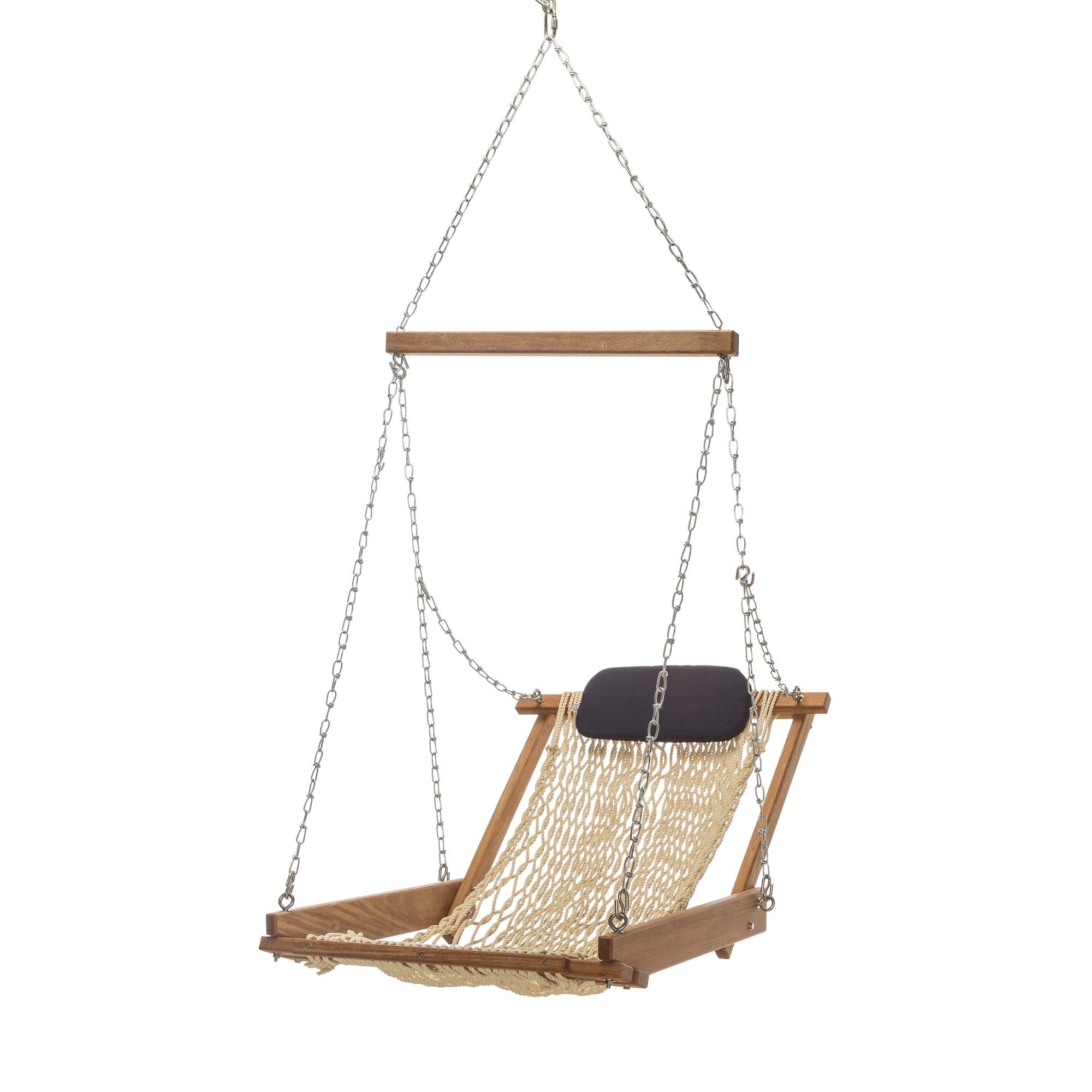 Cumaru Hanging Hammock Chair Nags Head Hammocks
