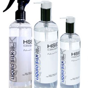 Liquid Silk range