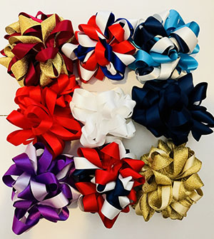 Ribbon Scrunchies