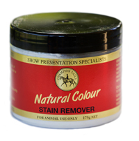 Natural colour horse stain remover