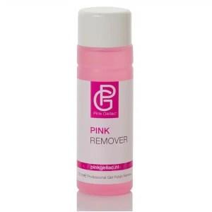 Nagų lako valiklis Pink Gellac 100 ml