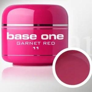 Spalvotas gelis BASE ONE Nr.11 Garnet red