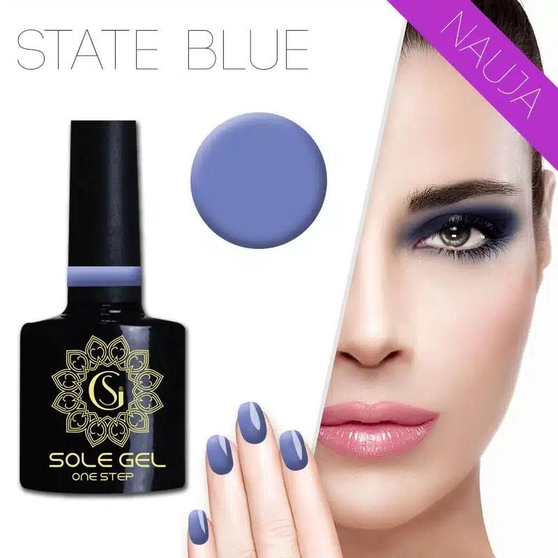 sole gel lakas STATE BLUE 44