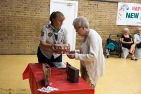 Senior Citizens Tea Party