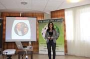 Faragó Judit előadása az évindításról