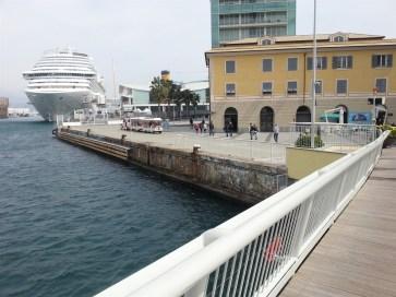 A kikötőben..