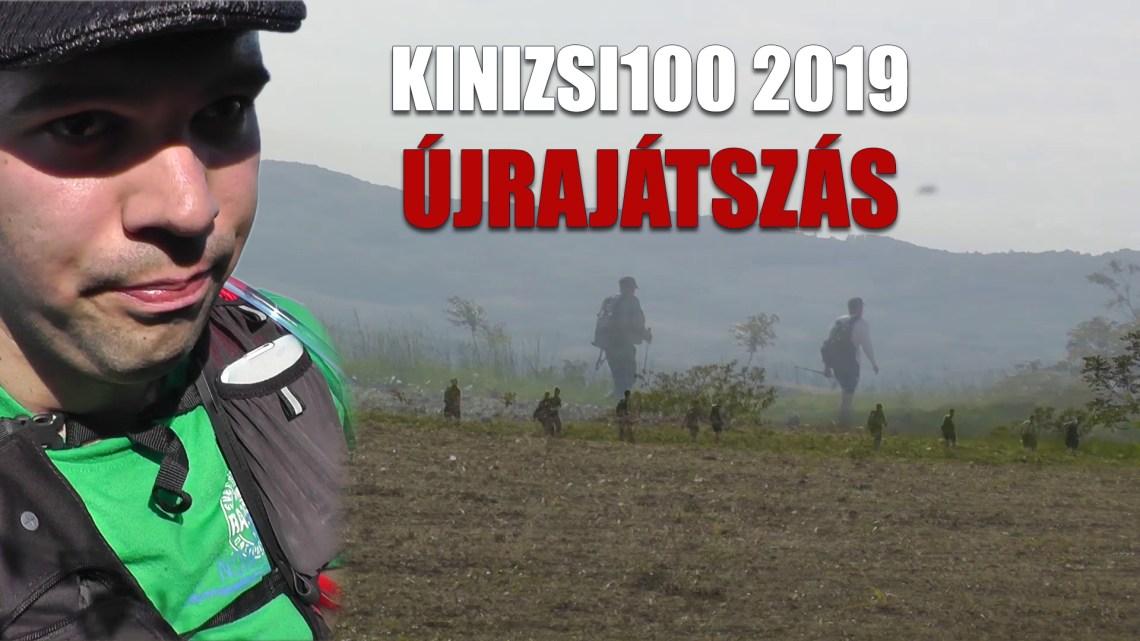 Kinizsi100 2019 – Újrajátszva