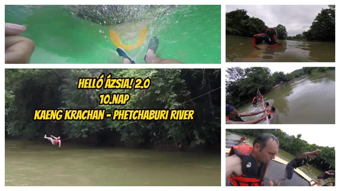 Elsodort a víz Thaiföldön és irtó nagy buli volt! – 10.nap – Helló Ázsia! 2.0 VLOG