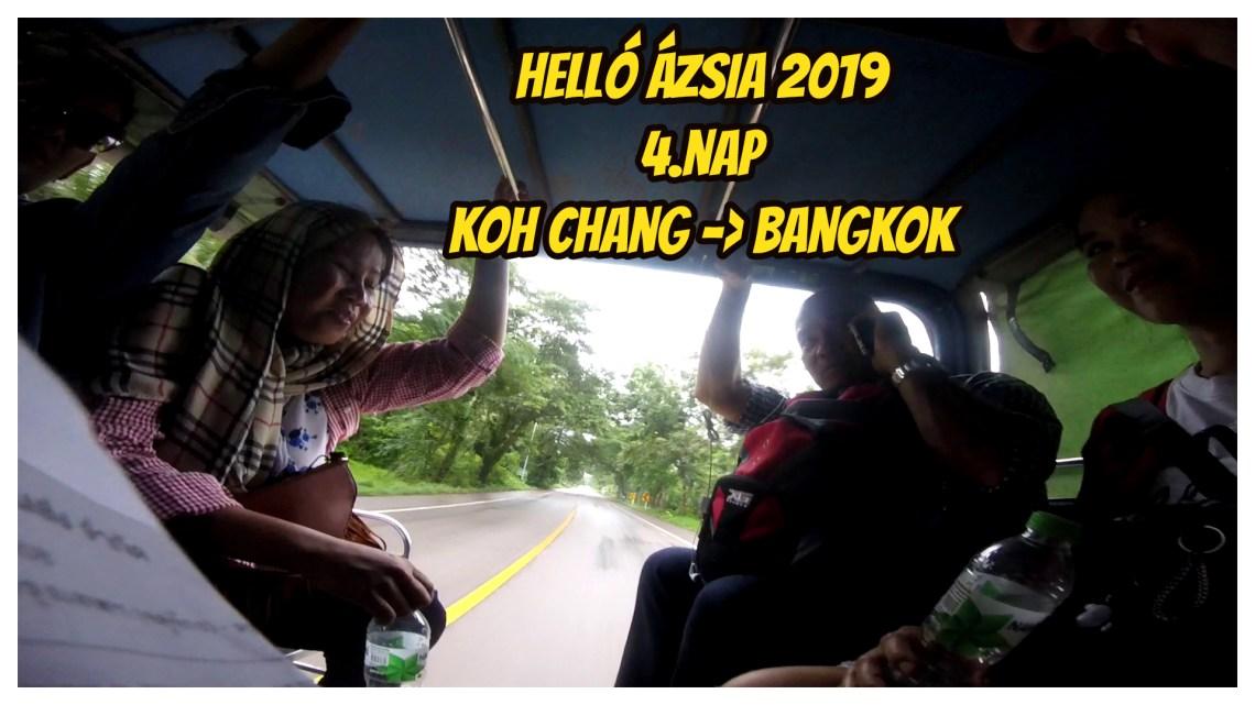 Ha lekésem a buszt, akkor borul minden. – 4.nap – Helló Ázsia! 2019 VLOG