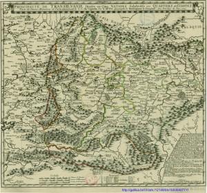Erdély 1691-ben d