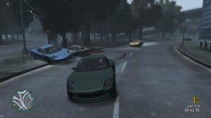GTA 4 race