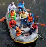 8er Schlauchboot