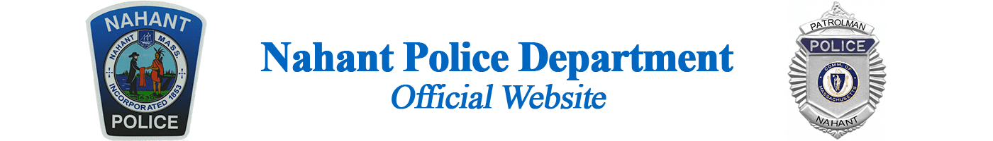 Nahant Police Department