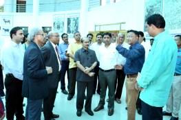Introduction to NAHEP-VNMKV Centre of Excelence on 4 Sept 2019