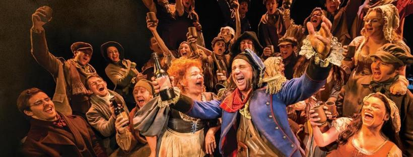 Les Miserables Musical - Foto do Facebook oficial