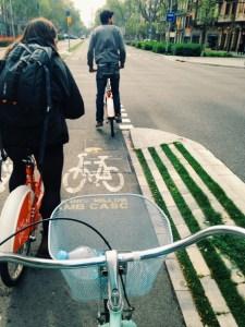 Aluguel de bicicleta em Barcelona