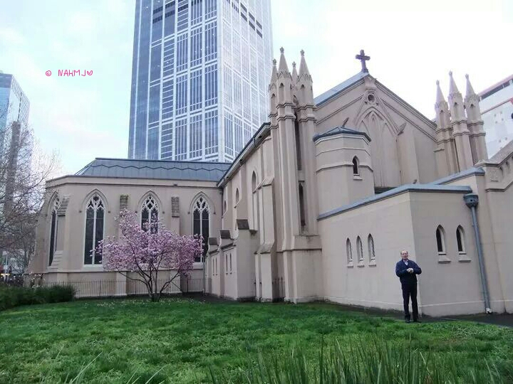 Church of St Francis, Melbourne - St Francis Church