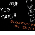 Coffee Jamming By Three Cups Coffee - Event