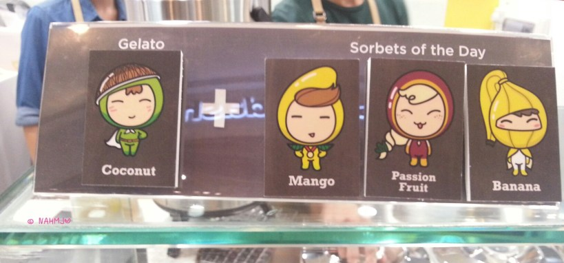 Pong - Ice Cream and Sorbet Available