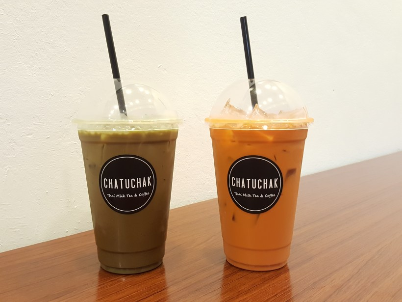 Chatuchak Thai Tea At Icon Village - Thai Milk Tea