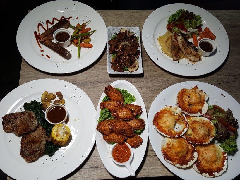 Tocha Bistro At Hotel Boss - Feast at Tocha Bistro