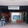Mischief @ Esplanade Offering American Street Food With Al Fresco Dinning Style - Overview of Facade