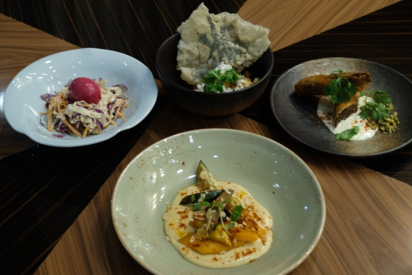 Highlights from Porta Revamped Ala Carte Menu