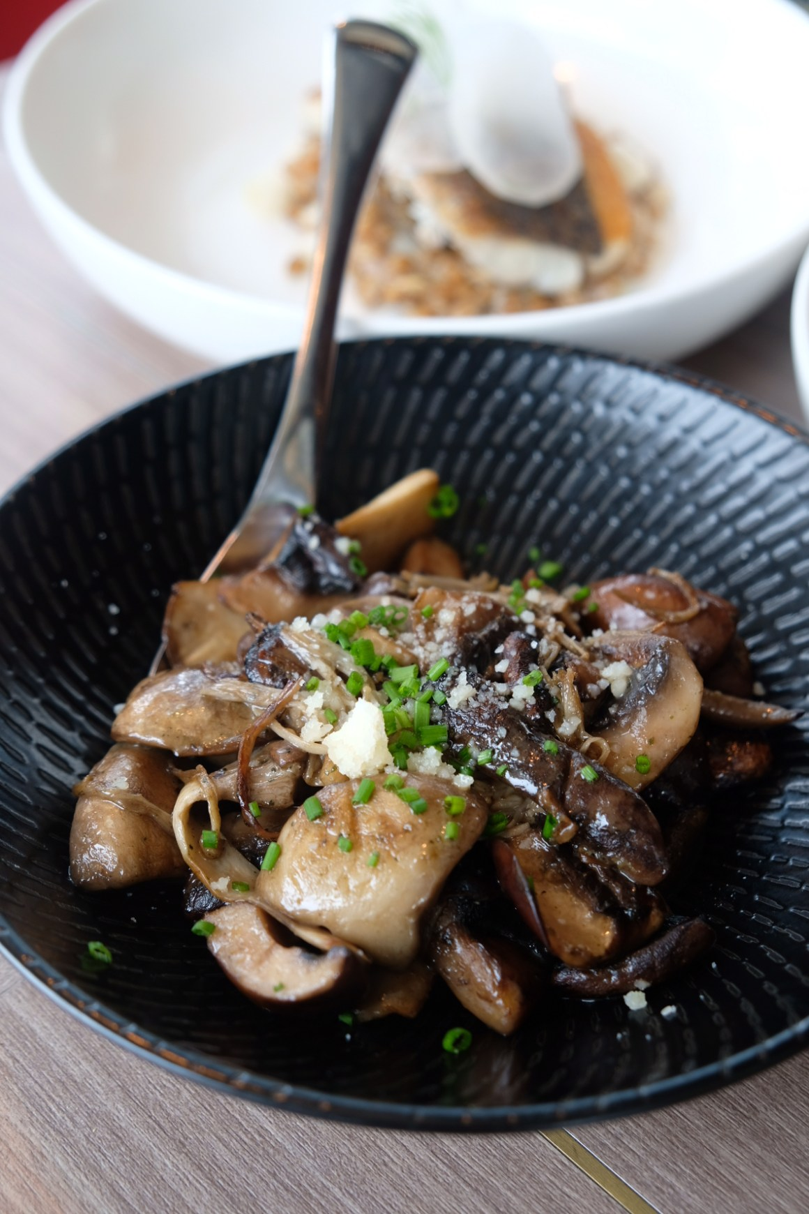 LeVeL33 Craft-Brewery Restaurant & Lounge - Mushroom ($13)