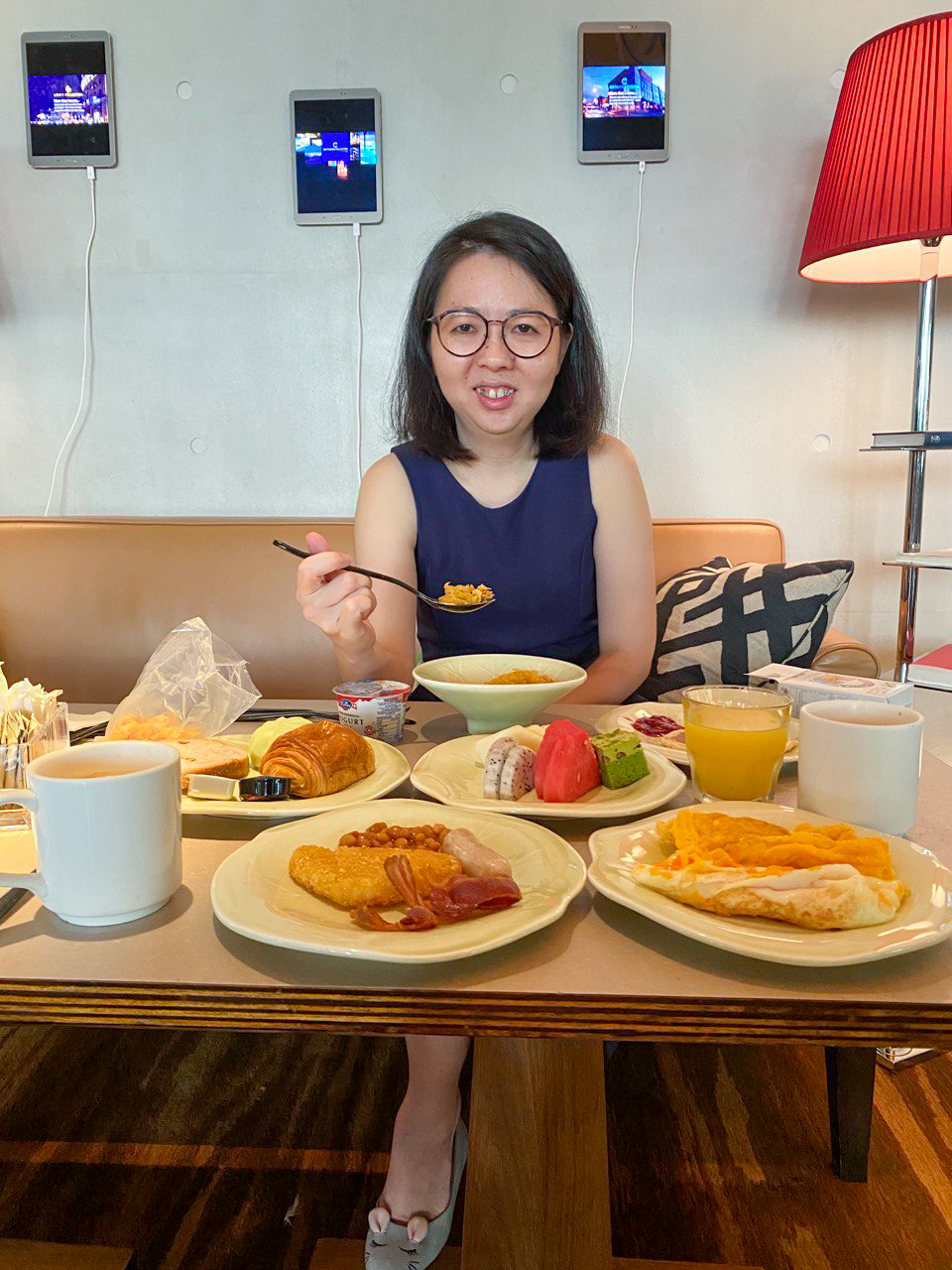 Staycation At M Social Singapore - Breakfast