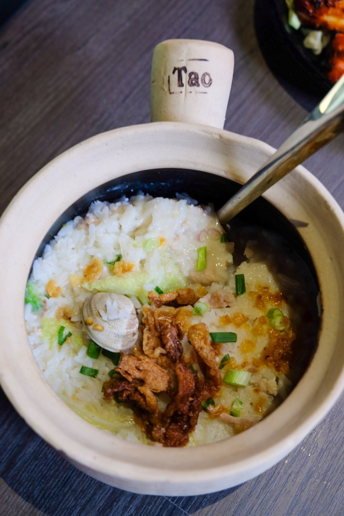 Xin Tekka The Food Hall At Tekka Place - Teochew Special Porridge by Hosay's Delicacy
