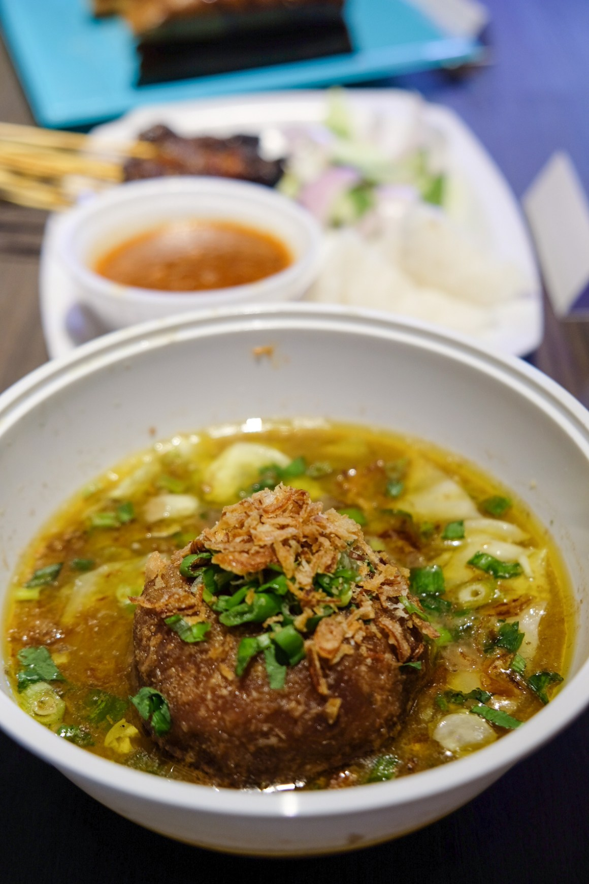 Kentang Ball by Alhambra Satay
