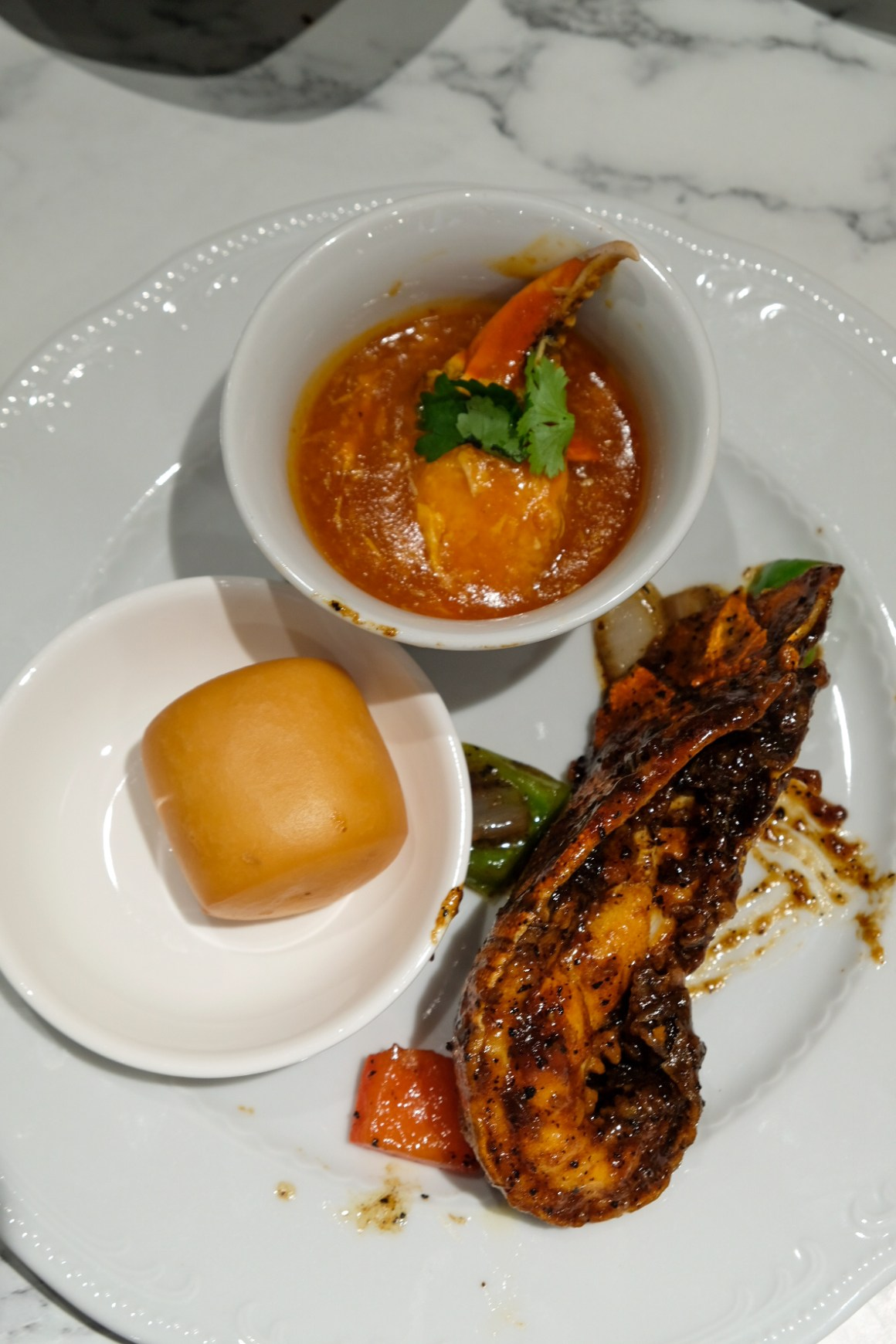 Asian Street Food Weekend A La Carte Buffet At Spice Brasserie - Hot Favourites
