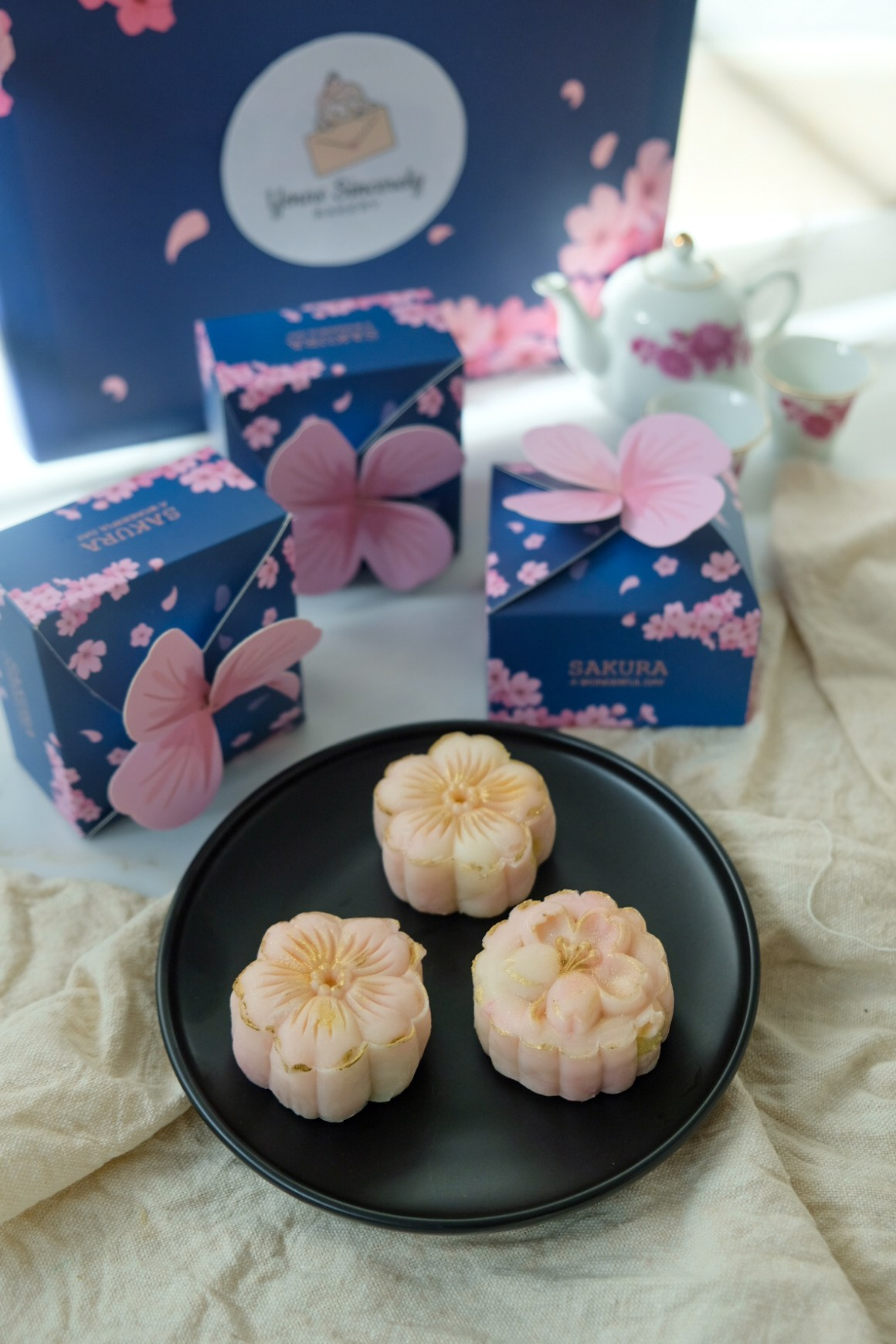2021 Best Mooncake In Singapore - Yours Sincerely Baked