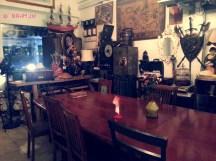 Restaurant Interior, First Half