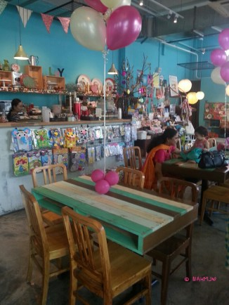 Eat Play & Love Cafe, left Side of Indoor