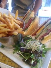 Triple Decker Sandwich