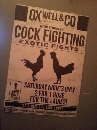 Bar Promotion Poster 2