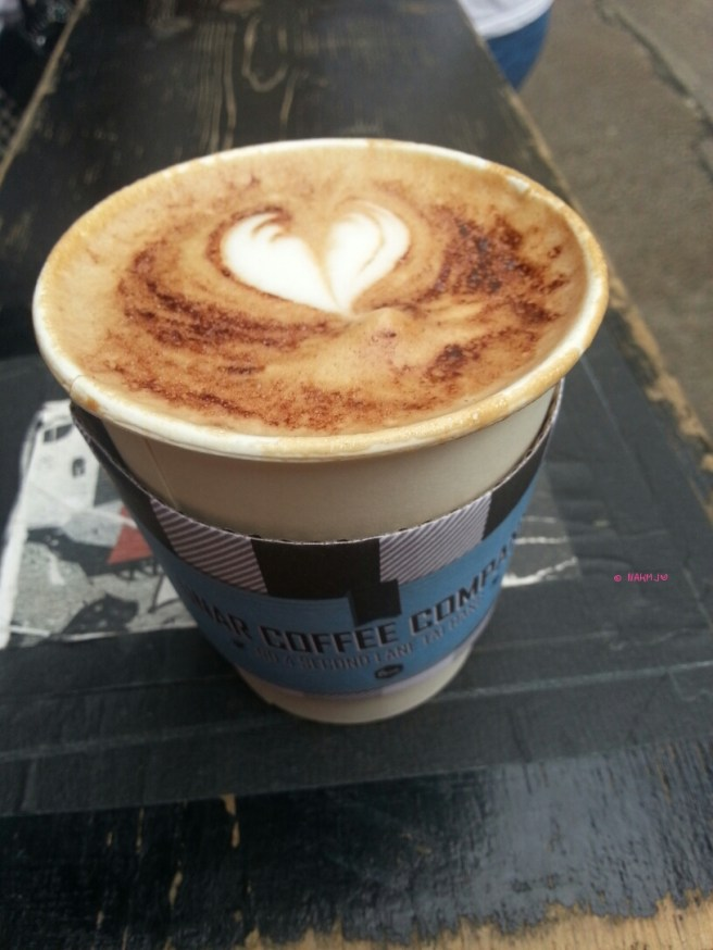 Urban Coffee Company, Cappucino