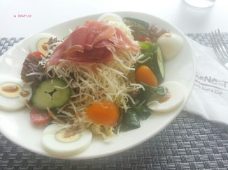 My Lunch, Cafe 8 Salad