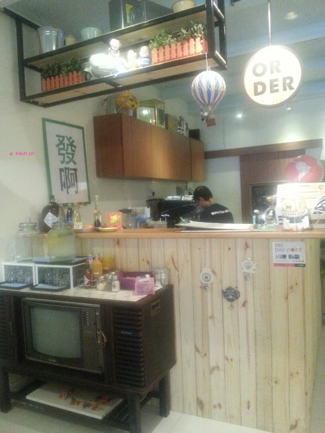 Order Counter