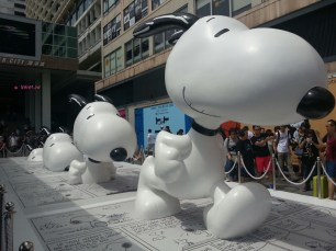 Snoopy, Entire View