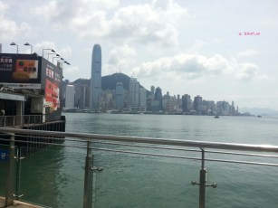 View From Harbourcity