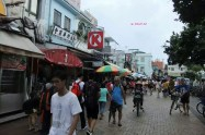 Street of Cheung Chau