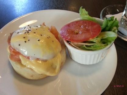 My Breakfast Set, Egg Benedicts