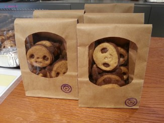 Cafe Life's Panda Bear Cookies @ PMQ