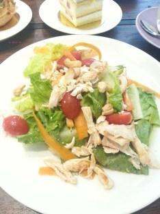Desi Salad
