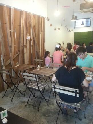 Interior, Dining Space