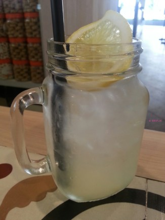 Iced Honey Lemon