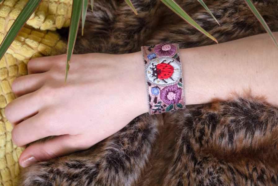 Bracelet original Savana | Ladybird | Photo 1